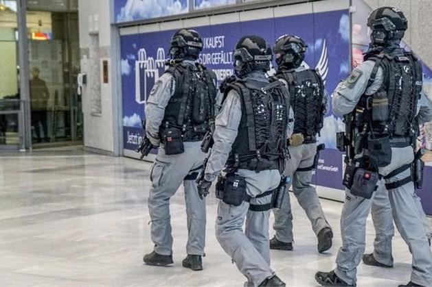 Veiligheidsmaatregelen op Duitse luchthavens