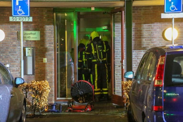 Bewoners van acht appartementen van woonzorgcentrum in Weert na brand weer naar huis