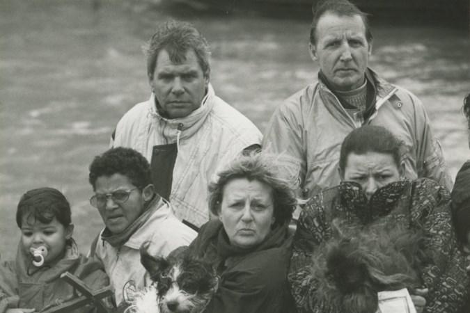 'Gelukkig is toen in Borgharen niemand verdronken '