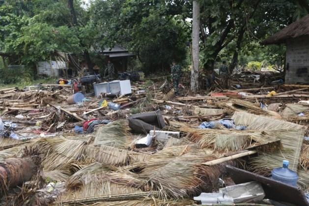 Dodental door tsunami Indonesië stijgt verder