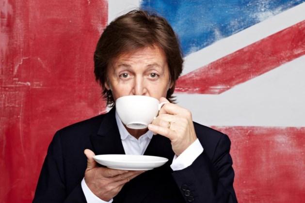 Reünie Beatles in dromen Paul McCartney