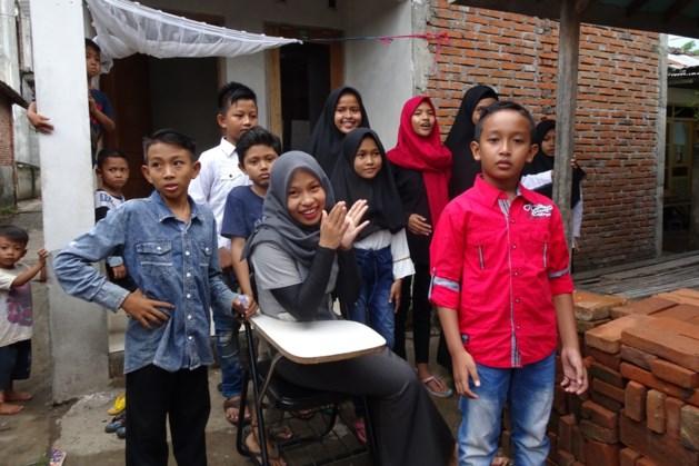 Maasbreese stichting bouwt school en gemeenschapshuis op Lombok