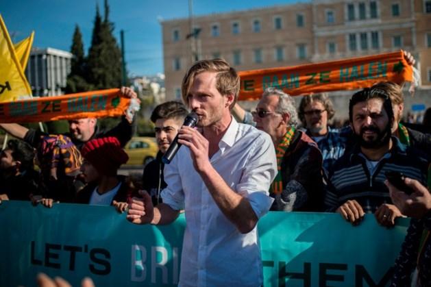 Actiegroep We Gaan Ze Halen keert zonder vluchtelingen terug uit Griekenland