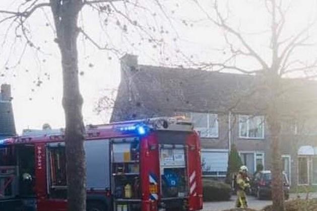 Brandweer heeft vuur snel onder controle