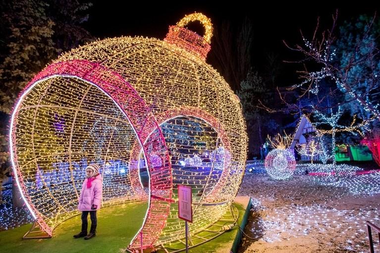 FOTO'S - Zo viert de wereld Kerstmis