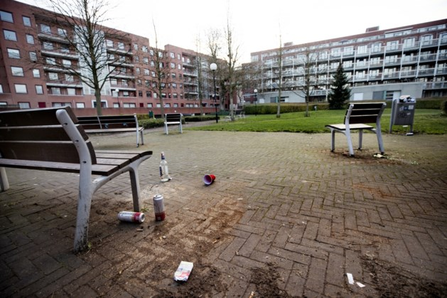 Tuinen in wijk Céramique Maastricht gaan op slot wegens overlast
