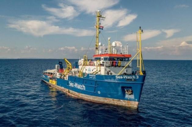 Nederland vraagt om veilige haven voor Hollands migrantenschip