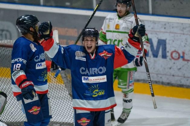 IJshockeyers Eaters moeten door verlies op herhaling tegen Den Haag
