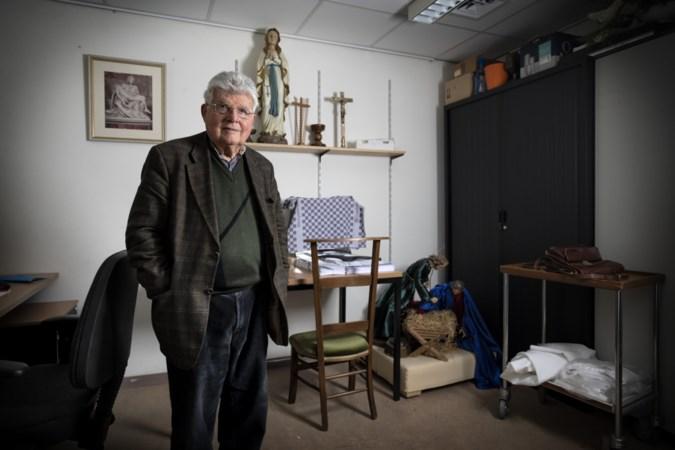 Pater Jan Bos, herder die niet stil kan blijven zitten