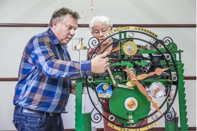 Heel Horst hoort Hay's klok