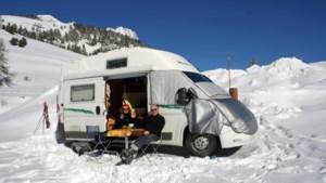 De charme van winterkamperen, ook Limburgse campings ontdekken de trend