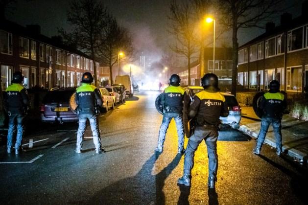 Geweld tegen agenten tijdens jaarwisseling verdubbeld
