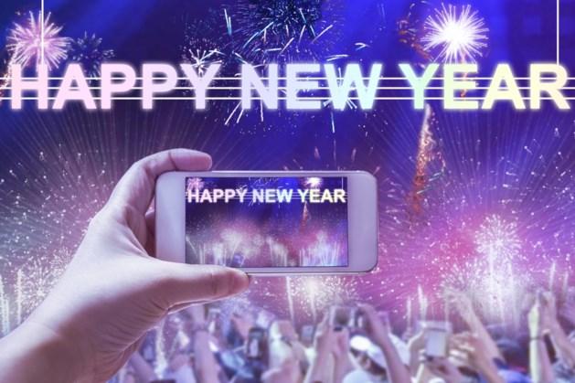 Record mobiel netwerk KPN door nieuwjaarswensen