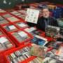 Peter Gaal, de platenman van de boekenbeurs