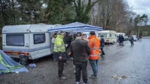 Landgraaf verleent tot 2 januari toestemming aan 'betoging' woonwagenbewoners