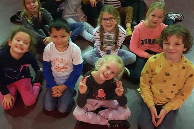 Start extra musicalgroep mini's in Heythuysen