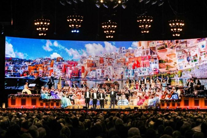 André Rieu laat fans zwijmelen én dansen in Ziggo Dome