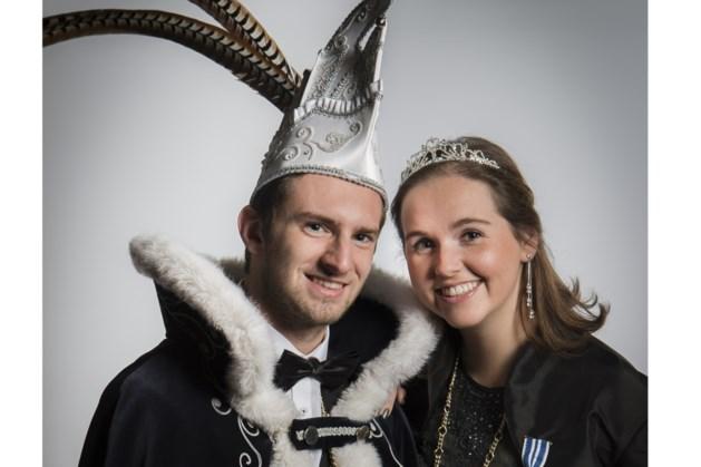 Nieuw prinsenpaar bij De Bokkeriejers