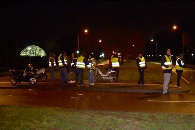 Opnieuw actie van gele hesjes in Maastricht
