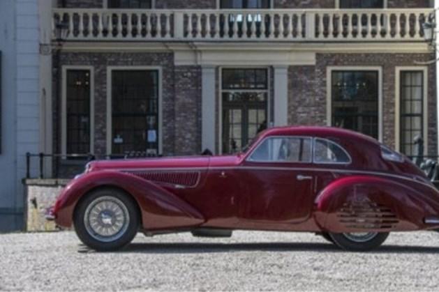 Drie unieke Bugatti's in Belgische schuur over grens bij Maastricht gevonden