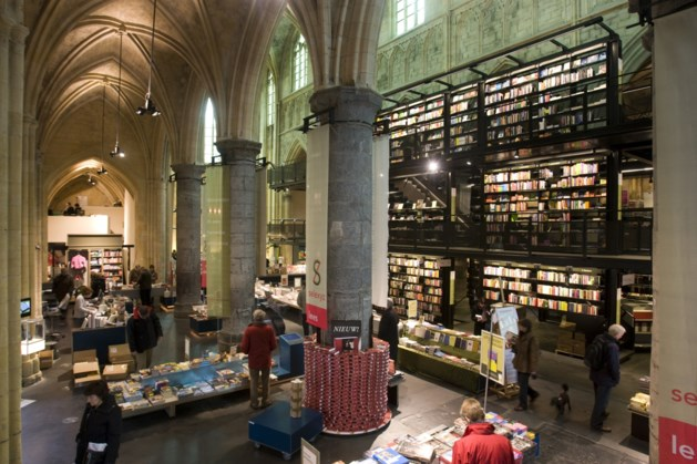 De best bezochte kerk van Nederland is een boekhandel (en ligt in Maastricht)
