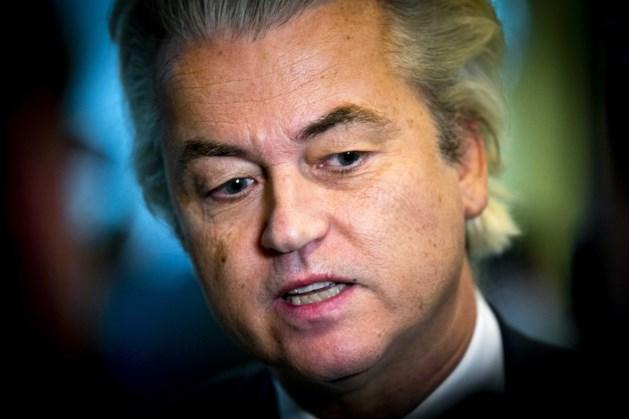 Beelden medeverdachte bedreigen Wilders op tv