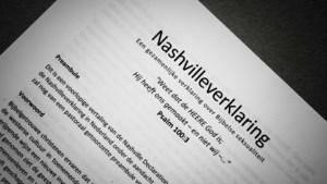 Geknoei met handtekeningen Nashville-pamflet: 'Dit had niet mogen gebeuren'