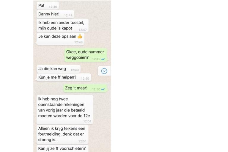 Oplichting via WhatsApp explosief gestegen
