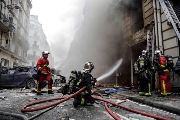 Dodental explosie Parijs stijgt naar drie