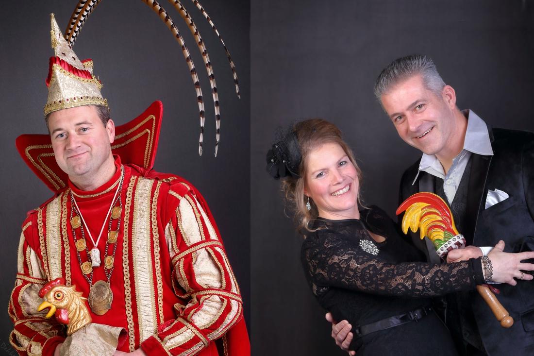 Hegelsom omarmt nieuwe Prins en boerenbruidspaar - De Limburger