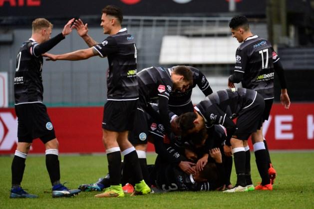 FC Den Bosch wint tweede periode in stijl