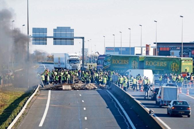 Met angst over de snelweg: de trucker heeft het zwaar