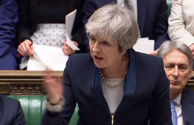 Britse premier May verliest stemming Brexitdeal