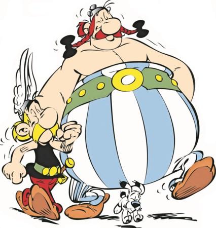Asterix wordt zestig en gaat nog lang niet met pensioen