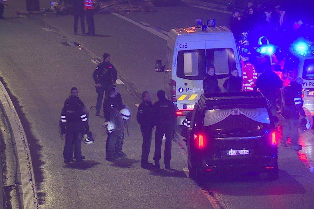 Gele hesjesongeluk: trucker uit Landgraaf was compleet in sh