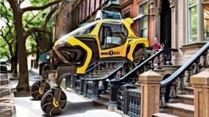 Hoe ga jij straks de weg op? In robottaxi of met loopauto?