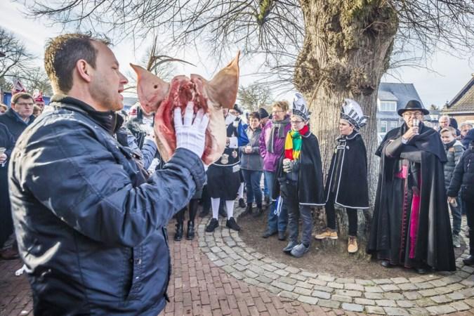 Bisschop naar Köpkesmert in Aijen: 'Dit zijn de momenten dat je er moet zijn'
