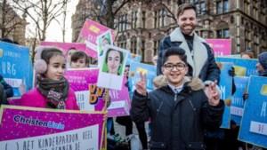 'Stop nu meteen uitzetten van asielkinderen'