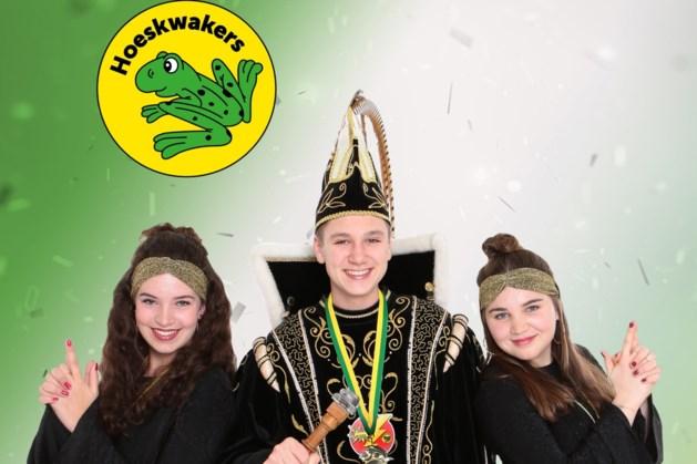 Prins Sem I nieuwe heerser van Hoeskwakers Boukoul