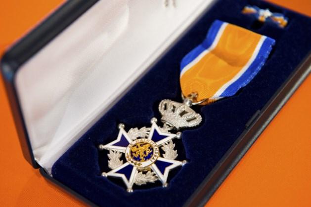Koninklijke onderscheiding voor judoka Bours