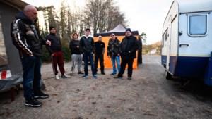 Deadline verstreken, maar woonwagenbroers zijn nog steeds in Landgraaf
