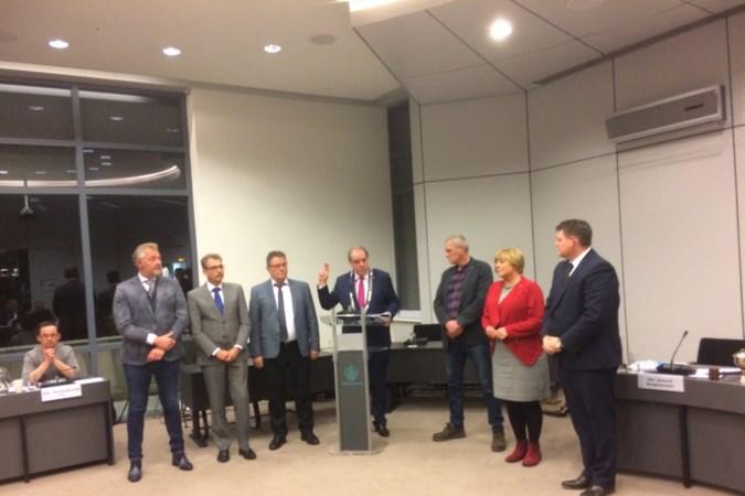 'Linkse regering' Beekdaelen maakt valse start