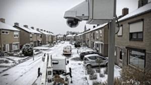 Politiecamera's snorren permanent in de 'granaatstraat'