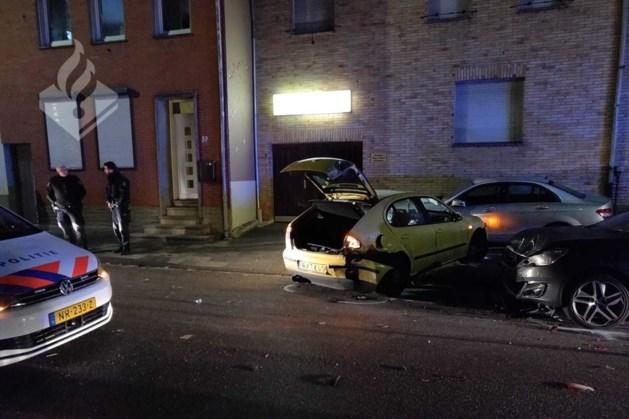 Gestolen auto: drie personen opgepakt na wilde achtervolging