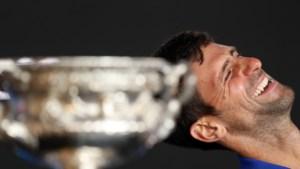 'Djokovic moet zich niet blind staren op record'