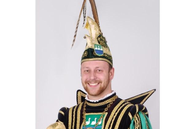 Prins Rick d'n Urste zwaait scepter over Keieriek Geijsteren