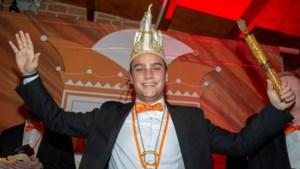Paul Voncken prins van KVC Oranje