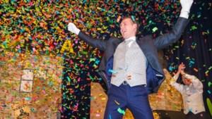 Pedro Boumans nieuwe prins CV de Naate uit Voerendaal