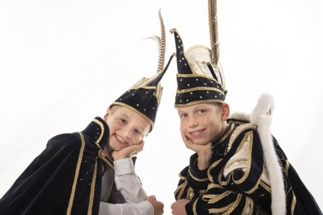 Freek van Lier is de nieuwe jeugdprins van de Buizerds
