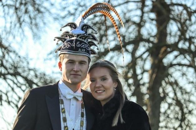 Alain Andrien nieuwe prins van de Brakkelerre